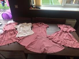 Girls Age 10 School clothes