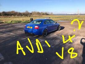 Audi s4 4-2 v8 2004