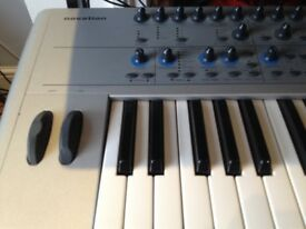 KS4 NOVATION SUPER SOFT TOUCH KEYBOARD CLASSIC MINT CONDITION.