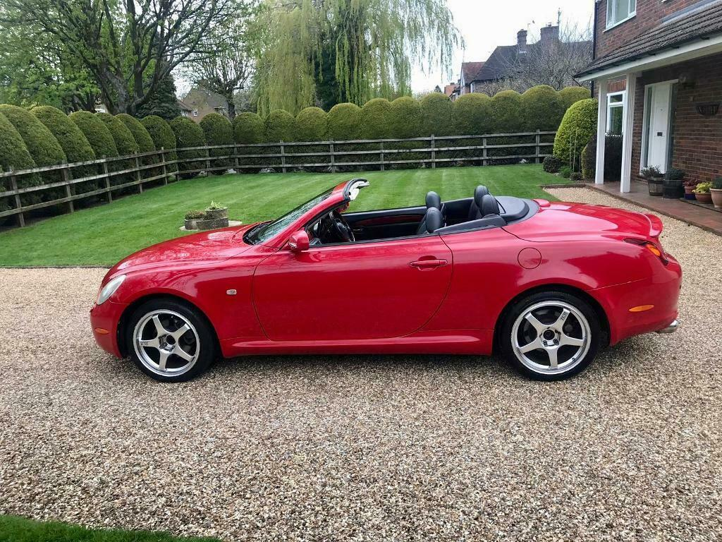 2002/52 Lexus SC430 Convertible | in High Wycombe, Buckinghamshire | Gumtree