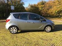 VAUXHALL MERIVA 1.4 2011 NEW SHAPE ONLY DONE 56k FROM NEW FULL HISTORY.