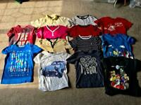 Bundle of Boys Clothes Age 6-7