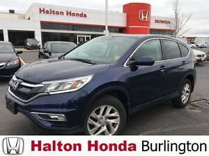 2015 Honda CR-V EX-L | ALLOYS | LEATHER | SUNROOF