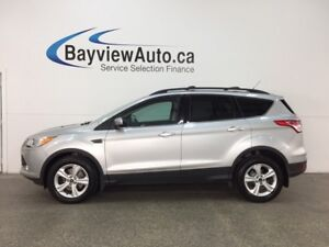 2015 Ford Escape SE - 4WD! ECOBOOST! HTD SEATS! REVERSE CAM!...