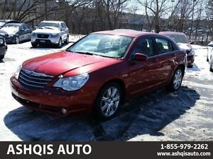 2010 Chrysler Sebring Touring Leather heated Sunroof