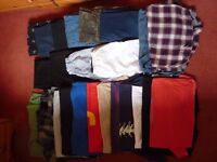 Boys Age 13-14 Clothes (28 items) 2 Lots Available