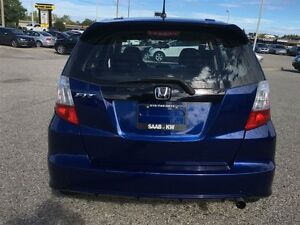 2013 Honda Fit ACCIDENT FREE LX POWER PKG BLUETOOTH CRUISE COME  Kitchener / Waterloo Kitchener Area image 5