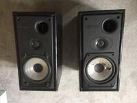 Mission Speakers 732 x 2 Spares or Repair