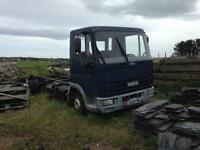 ford iveco truck £200
