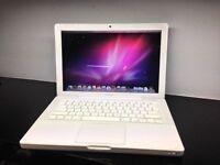 2.26Ghz White Apple MacBook Unibody 4GB 250GB Ableton Cubase DaVinci Resolve Final Cut Pro X Cubase