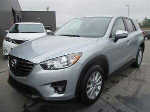 2016 Mazda CX-5 GS SKYACTIV! AWD! NAVIGATION! SUNROOF! HEATED SE