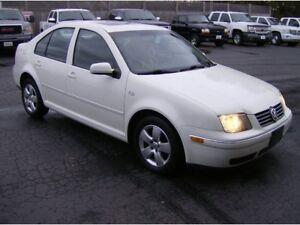 2007 Volkswagen Jetta 4 DOOR SEDAN { STICK } SPORTY !!