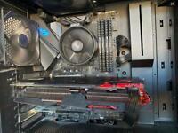 Gaming PC Bundle (Ryzen 5 2600 & RX580)