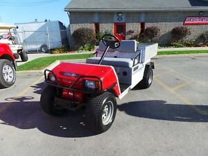 2005 club car Carryall TURF 2  GAS Belleville Belleville Area image 8