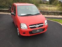 2007 VAUXHALL AGILA. EXCELLENT CONDITION INSIDE AND OUT. 2 KEYS