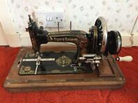 Frister & Rossman Antique Sewing Machine