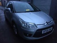 SALE! Citroen c4 airdream +hdi, long MOT £30 road tax 60mpg