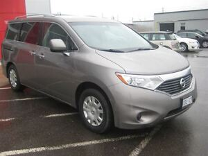 2011 Nissan Quest 3.5 S | Functionality at it's best!