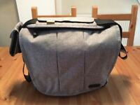 Bababing City Deluxe Changing Bag excellent condition