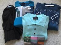 BRAND NEW Men's clothes bundle