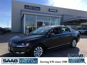 2014 Volkswagen Passat ONE OWNER ACCIDENT FREE 2.0 TDI DIESEL TR