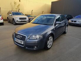 AUDI A3 1.9 TDI SE HATCHBACK, 5 doors,*FULL SERVICE HISTORY**EXCELLENT EXAMPLE**DRIVES PERFECT*
