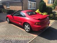 Toyota Mr2 n/a 1995 completely standard