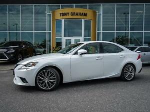2014 Lexus IS 250 Premium Pkg