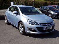 YouTube Video:Price Reduced:2014 64 Vauxhall Astra 1.4 16v SRi Turbo: Very Low Mileage. Warranty...