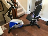 Marcy Azure Excercise bike nearly new