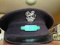 British Railways Cap