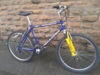 Team Saracen Ruff Trax PRO Limited Edition Mountain Bike