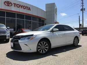 2016 Toyota Camry XLE V6, MOONROOF, NAV, ALLOYS, TINT