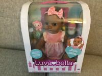 Lovely African Luvabella Doll BRAND NEW