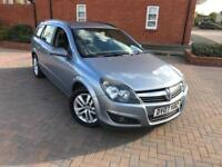 VAUXHALL ASTRA 1.6 SXI ESTATE 2007/07 REG 2 LADY OWNERS FULL HISTORY