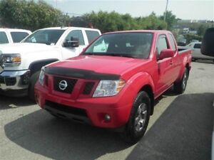 2010 Nissan Frontier PRO-4X | Cloth | Steering Audio Controls