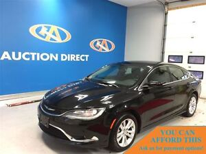 2016 Chrysler 200 Limited, BLUETOOTH, HEATED SEATS, FINANCE NOW!
