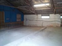 Various Industrial units / Yard to let Ewell Surrey