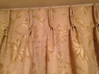 Curtains - very large / excellent condition