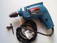 """Bosch Drill 350W 2 speed and hammer, 10mm 3/8"""" corded with key"""