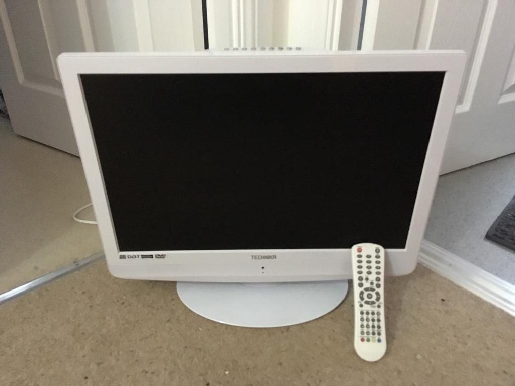 "22"" tv with dvd"