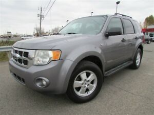 2008 Ford Escape XLT 3.0L V6 AWD A/C CRUISE MAGS!!