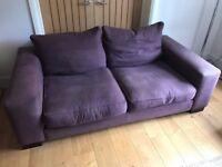 Two free comfy sofas - fr