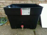 Merlin C25 expansion chamber