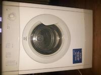 CAN DELIVER 50£ TUNBLE DRYER FULL SIZE PERFECT WORKING ORDER 07922111410L SIZE LOVELYY CINDITION
