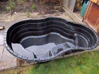 Blagdon Damselfly 500 rigid pond liner