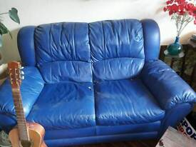 Leather sofas recliners