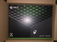 XBOX SERIES X READY TO COLLECT NEW AND SEALED