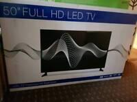 brand new tv 50inch