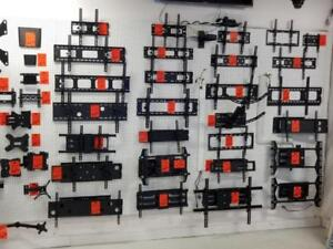 TV WALLMOUNT,TILTING ,NON TILTING, FULL MOTION TV WALL MOUNTS, DVD SHELVES, PROJECTOR MOUNTS UP TO 80 INCH TV